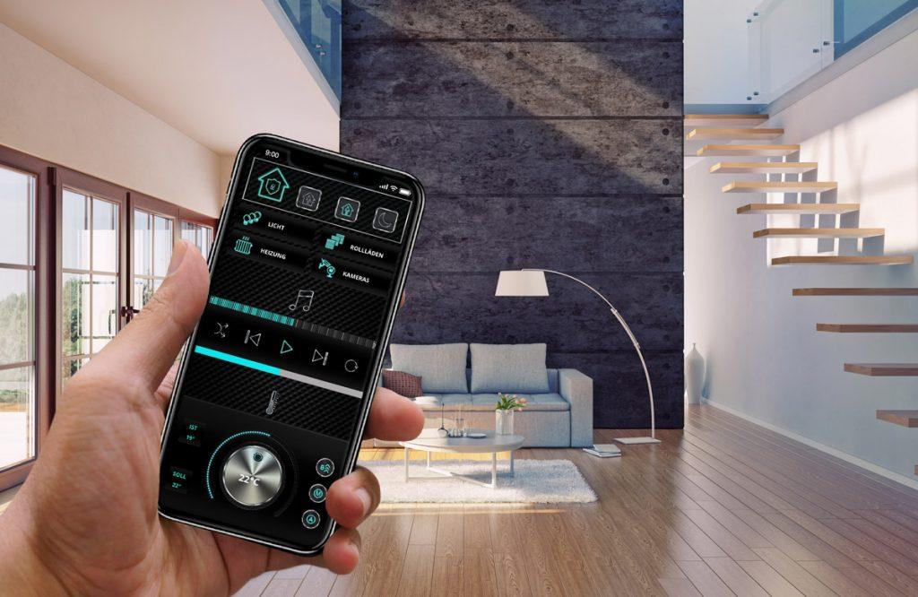 NEXI Home smartes wohnen mit AIO Creator NEO Sonos Heizung Licht - modernes wohnen